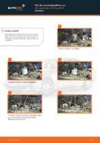 MERCEDES-BENZ-Reparaturanweisung mit Illustrationen