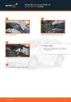 KIA-Reparaturanweisung mit Illustrationen