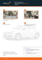 OPEL-Reparaturanweisung mit Illustrationen