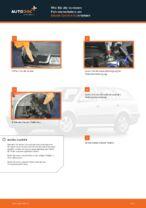 Wie Sie die vorderen Fahrwerksfedern am Skoda Octavia 1U ersetzen