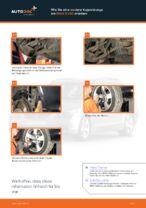 Wie Sie eine vordere Koppelstange am BMW 5 E60 ersetzen