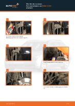 Wie Sie die vorderen Fahrwerksfedern am BMW 5 E60 ersetzen