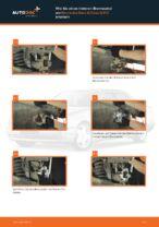 Wie Sie einen hinteren Bremssattel am Mercedes-Benz E-Class W210 ersetzen