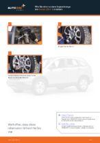 Empfehlungen des Automechanikers zum Wechsel von HONDA Honda CR-V III 2.0 i 4WD (RE5) Traggelenk
