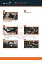 Wie Sie Motoröl und den Ölfilter am Skoda Octavia 1Z ersetzen
