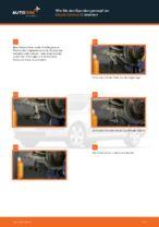 Wie Sie den Spurstangenkopf am Skoda Octavia 1Z ersetzen