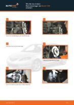 MAZDA 3 (BK) Radlagersatz wechseln: Handbuch online kostenlos
