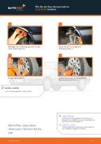 Schrittweise Reparaturanleitung für Audi 80 B3