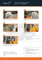 Scheibenbremsen gelocht wechseln: Online-Anweisung für VOLVO XC90