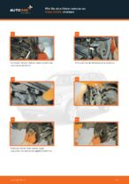 Wechseln von Radlagersatz Instruktion PDF für VOLVO XC90