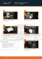 Wie Sie den Innenraumfilter am BMW 3 E36 ersetzen