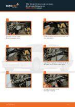 Wie Sie den Unterarm der vorderen Einzelradaufhängung am BMW 3 E36 ersetzen