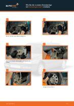 Wie Sie die vorderen Bremsbeläge am Volkswagen Golf III ersetzen