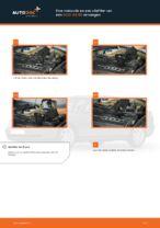 Hoe motorolie en een oliefilter van een AUDI A4 В5 vervangen