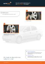 Hoe de voorste koppelstang van een Opel Astra G vervangen