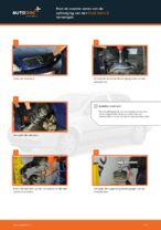 Hoe de voorste veren van de ophanging van een Opel Astra G vervangen