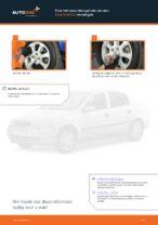 Hoe het spoorstangeinde van een Opel Astra G vervangen
