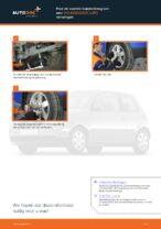 Stabilisatorstang veranderen VW LUPO: werkplaatshandboek