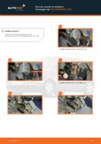 Remschijven vervangen: pdf instructies voor VW LUPO