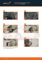 Hoe de achterste naaflager van een Opel Astra H vervangen