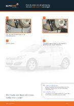 Hoe de veren van de ophanging van een Opel Astra H vervangen
