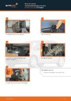 Montage Ruitenwisserstangen HONDA JAZZ II (GD) - stap-voor-stap handleidingen
