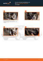 Stabilisatorstang veranderen MERCEDES-BENZ 190: werkplaatshandboek