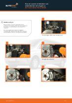 Montage Remblokset MERCEDES-BENZ VIANO (W639) - stap-voor-stap handleidingen