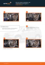 Ruitenwisser Mechaniek veranderen HONDA CR-V: werkplaatshandboek