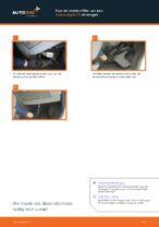 Werkplaatshandboek voor VW TRANSPORTER V Bus (7HB, 7HJ, 7EB, 7EJ, 7EF)