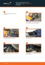 Online gratis instructies het Schroefveren vervangen VW TRANSPORTER V Platform/Chassis (7JD, 7JE, 7JL, 7JY, 7JZ, 7FD