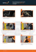 Zelf Veerpoten achter en vóór vervangen BMW - online handleidingen pdf