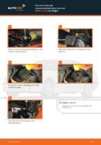 Hoe de achterste veerpootbevestiging van een BMW 3 E36 vervangen