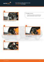 Hoe het spoorstangeinde van een AUDI A4 В5 vervangen