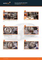 Remschijven veranderen: pdf handleidingen voor CITROËN C3