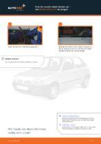 Wanneer Wisserbladen NISSAN MICRA II (K11) veranderen: pdf tutorial