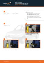 NISSAN ROGUE reparatie en onderhoud gedetailleerde instructies