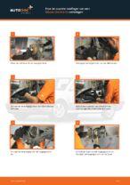 Tips van monteurs voor het wisselen van SKODA Skoda Octavia 1u 1.6 Draagarm