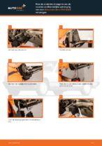 Gratis handleiding voor het Draagarm wielophanging vernieuwen MERCEDES-BENZ 190 (W201)
