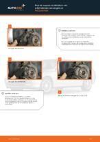 Advies en uitleg voor het vervangen van het Remtrommel van de Hyundai Santa Fe sm