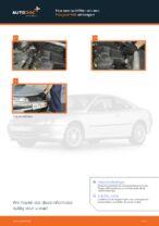 Luchtfilter veranderen PEUGEOT 406: gratis pdf