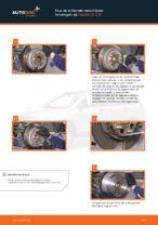 Reparatiekit fuseekogel veranderen Hyundai Grand Santa Fe: instructie pdf