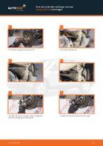 Wanneer Wiellagerset HONDA CR-V III (RE) veranderen: pdf tutorial