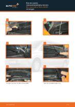 Tutorial voor het vervangen Draagarmen & Ophanging en repareren van voertuig