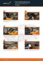 MITSUBISHI COLT Stofhoes schokbreker & aanslagrubber vervangen: online instructies