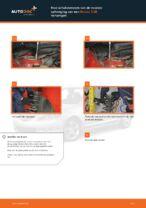 Schokbrekers veranderen: pdf handleidingen voor MAZDA 3
