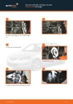 MAZDA - reparatie tutorial met illustraties