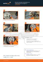 AUDI 80 achter en vóór Remblokset vervangen: online instructies