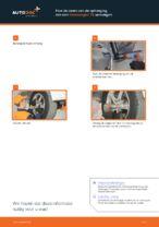 Hoe de veren van de ophanging van een Volkswagen T5 vervangen