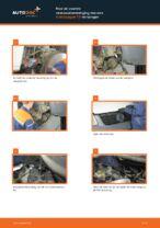 Tips van monteurs voor het wisselen van VW VW T4 Transporter 2.4 D Luchtfilter